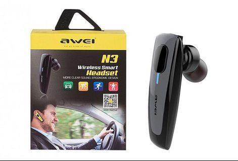 AWEI N3 Wireless Earpiece