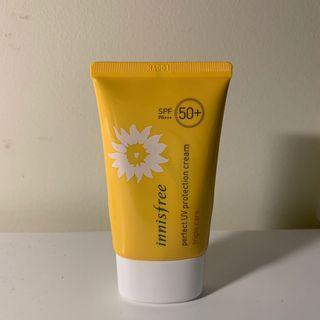 Innisfree Sunscreen spf 50+