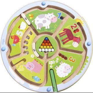Brand New Haba Magnetic Maze Game