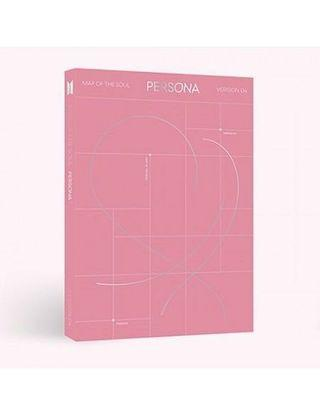 Persona ver 4 BTS album (no pc)