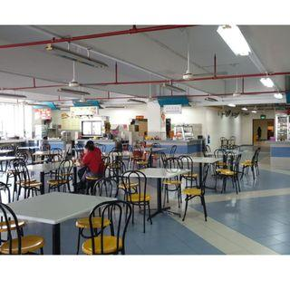 Noodle stall for rent @ Office Canteen  各面类 摊位出租
