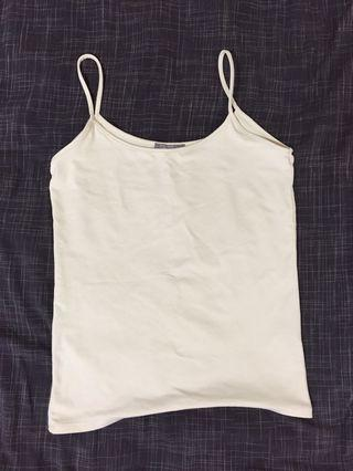 Zara cream camisole UK8/10