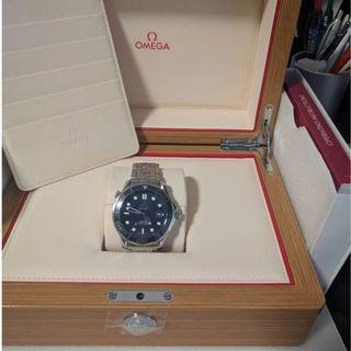 Omega Seamaster 300m Co-Axial 41mm