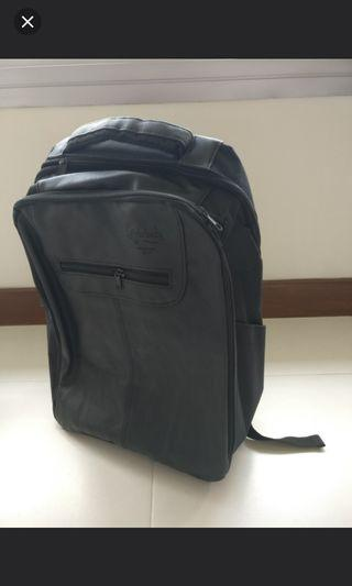 Black Carlsberg Bag