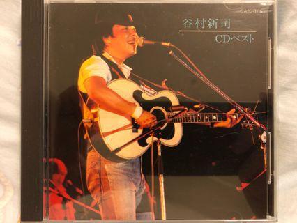 CD:谷村新司《CD ベスト》