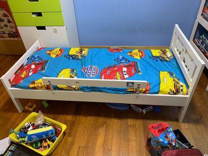 Used Ikea Kid's Bed to give away