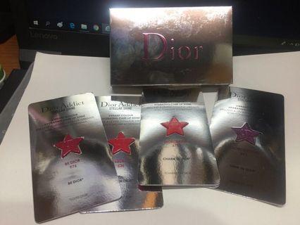 Dior Addict 4colour Lip Stick Kit
