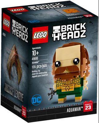 LEGO Brickheadz 41600 Aquaman