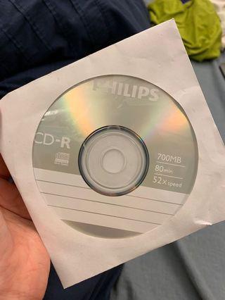 🚚 空白CD