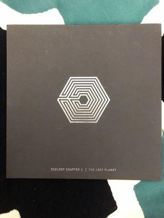 EXO - EXOLOGY CHAPTER 1: THE LOST PLANET
