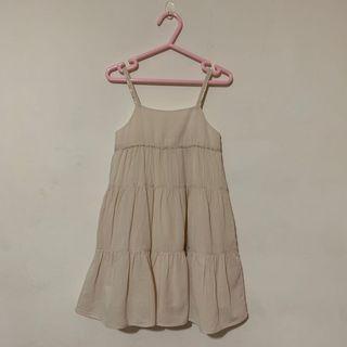 Elly Beige Dress