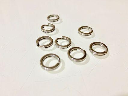 🚚 Fishing split ring
