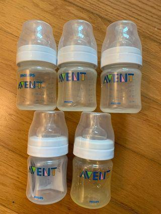 Avent Classic Bottles - compatible with Natural bottles/teats