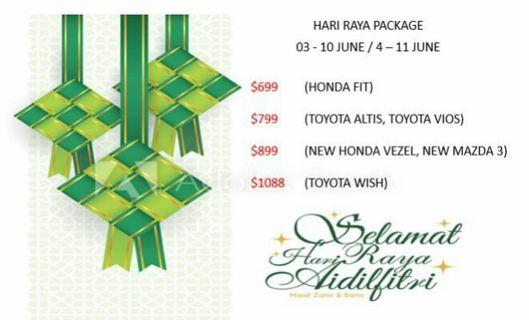 HARI RAYA PACKAGE