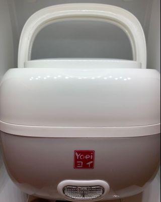 🚚 Yoei Electric Cooker / Steamer