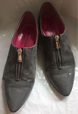 used shoes made in italy 80%NEW Amoroni Dolce
