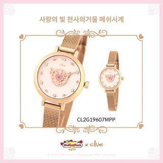 韓國Clue x 婚紗小天使 手錶