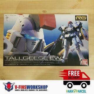 RG Tallgeese Gundam