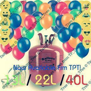 🍎$39Instocks🎀Helium Tank Rental Balloons for kids party