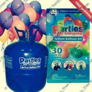 🚚 CHEAPEST🔥Helium Balloon Tank Rental from$38🖕