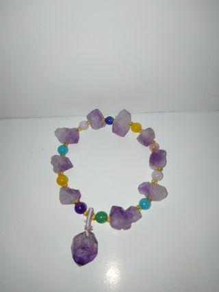 🚚 紫水晶原礦