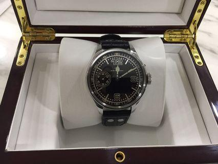 IWC 1900 year converted reduced