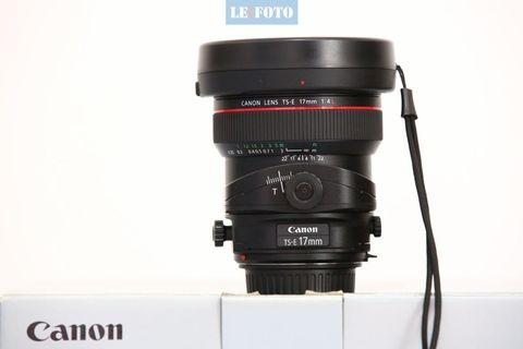 🚚 Canon TS-E17mm F/4 (Price Fixed)