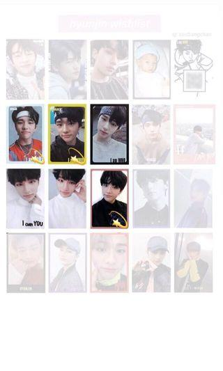 [ wtb ] stray kids hyunjin pc