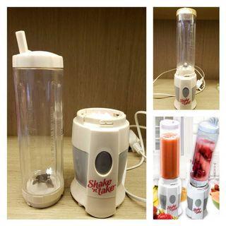 Shake n go 生果沙冰攪拌機連瓶blender juice sandae