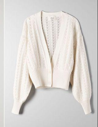 Wilfred's thais cardigan
