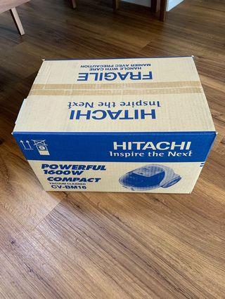 🚚 (Brand New) Hitachi Vacuum Cleaner CV-BM16 1600W