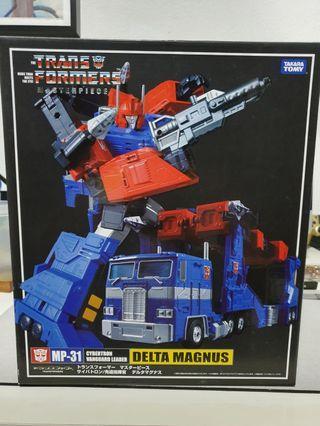 Transformers mp 31 mib
