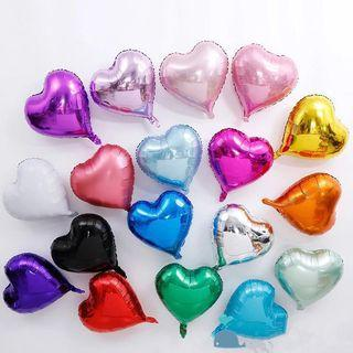 🚚 Mini Hearts Foil Balloon