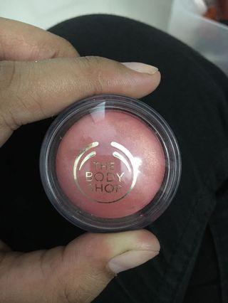 Blush on Highlighter