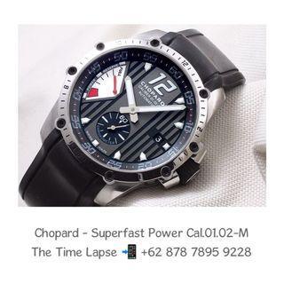 Chopard - Superfast Power Control Cal.01.02-M