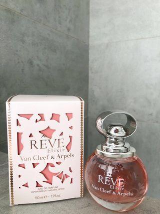 100% Authentic Van Cleef & Arpels Rêve Elixir 50ml