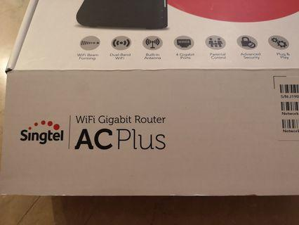 Singtel WiFi Router (New)