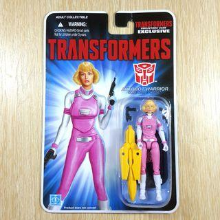 GI JOE transformers crossover Only Human Arcee tfcc / gijoeclub