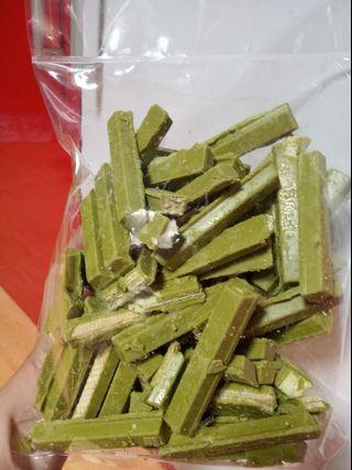 Coklat greentea