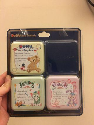 東京迪士尼 小鐵盒