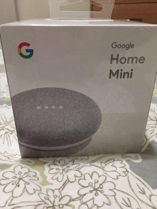 *Price Reduced* Google Home Mini - Chalk