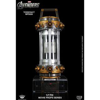 PRE-ORDER : King Arts MPS026 - The Avengers - 1/1th Scale Tesseract (Reissue)