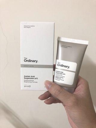 🚚 The ordinary 杜鵑花酸30ml Azelaic Acid