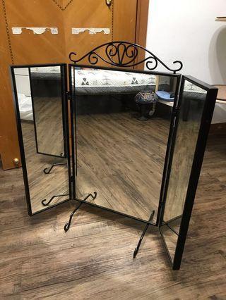 9成新 IKEA 座檯鏡 (原價$399)