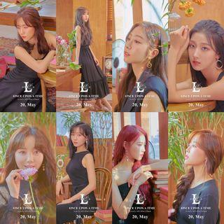 LOVELYZ - ONCE UPON A TIMW