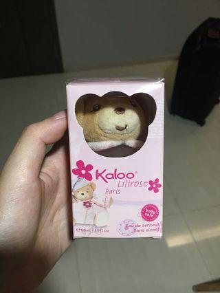 Kaloo Lilirose Paris perfume for kids
