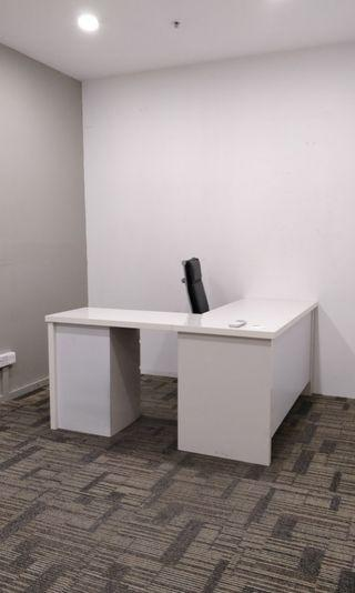 Fitted office for rent