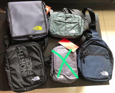 🚚 The North Face Sling Bags