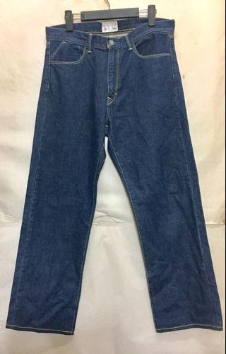 Japanese brand coen jeans straight cut