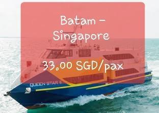 🚚 Batam Sindo Ferry ticket